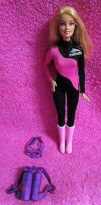 Mattel I Can Be Seaworld Antarctica Penguin Barbie Doll ONLY Toys R Us Exclusive