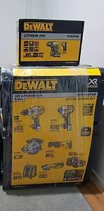 Dewalt 6-tool Combo Kit (DCK654P2B) + DCH254N - Rotary Hammer Mount Barker Mount Barker Area Preview