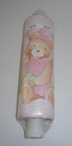 NIP Kidsline Wallpaper Wall Border Pink Ballerina Baby Bears Scalloped Edge