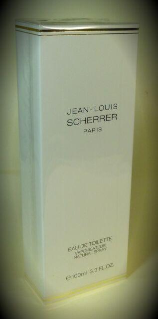100 ml - Jean Louis Scherrer / No. 1 / Eau de Toilette ( EdT ) Spray