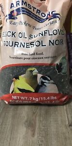 Armstrong brand new bird seed black oil sunflower obo