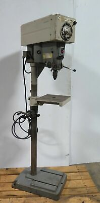 Rockwell Delta Series 15-655 Floor Drill Press Variable Speed Usa Made