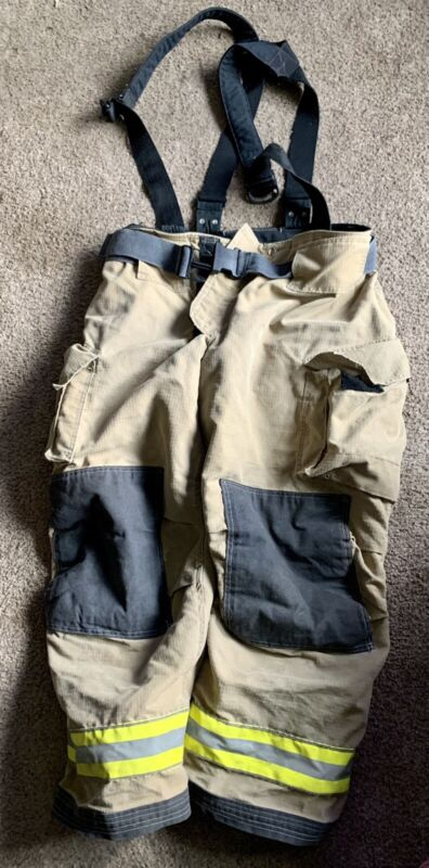 Cairns ReaXtion Turnout Bunker Pants 40 X 30 Used - Great Condition