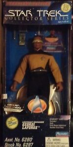 Star Wars and Star Trek collectibles