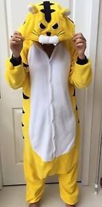 Adult size Tiger Animal Onesie. IDEAL fancy dress or pyjama Floreat Cambridge Area Preview