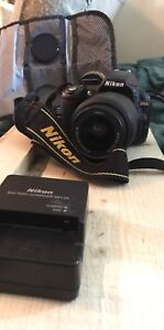 Great Nikon 3100 for amateurs or students