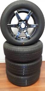 WHEEL & TYRE PACKAGE PDW 15x6.5 & 195/65R15 BOTO Elizabeth Playford Area Preview