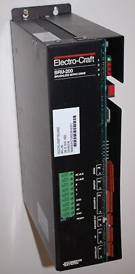 ELECTRO-CRAFT RELIANCE ELECTRIC ROBBINS MYERS DM-20, 9101-1002, BRU-200