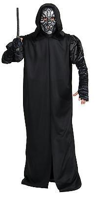 ADULT HARRY POTTER DEATH EATER COSTUME DRESS NEW RU889791
