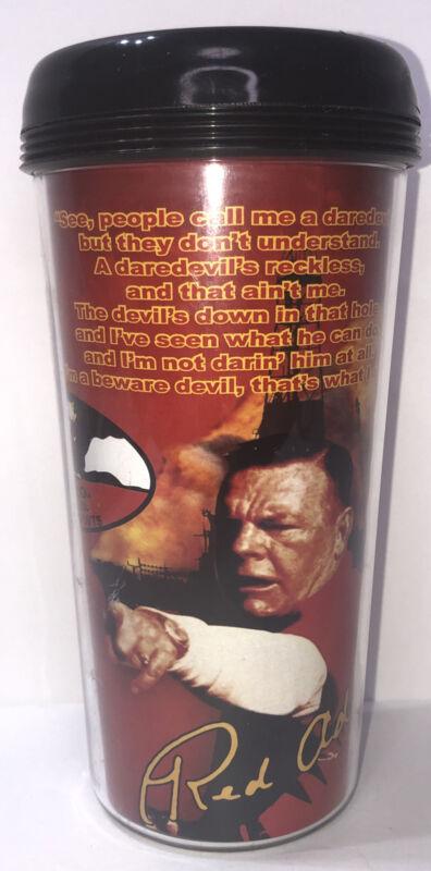 Vintage Red Adair - Oil well - Firefighter Tumbler-Mug