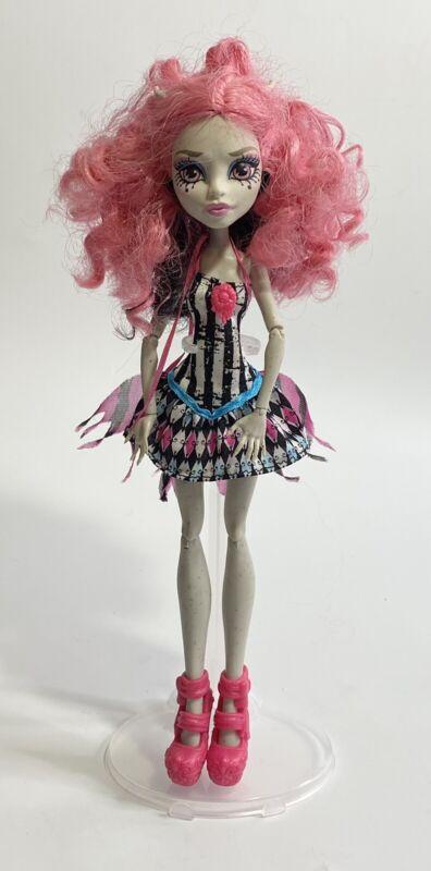 Monster High Rochelle Goyle Freak Du Chic Circus Doll Figure