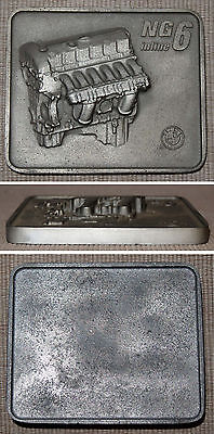 Leichtmetallguß Relief NG 6 inline / BMW Motoren-Reihe
