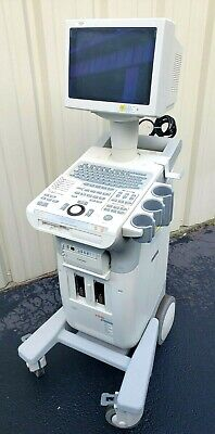 Medison Sonoace 6000 Ii 128 Bw Digital Ultrasound Imaging Diagnostic Scanner