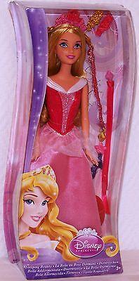 Mattel BDJ51 - Disney Princess - Snap 'N Style Dornröschen NEU / OVP