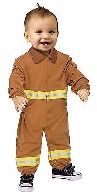 Baby Firefighter Costume (Fireman Firefighter Infant)