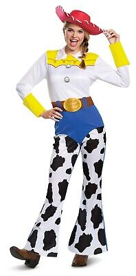 Toy Story 4 - Jessie Adult Costume - Cowgirl