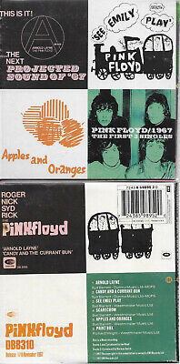 CD - PINK FLOYD : 1967 - THE FIRST 3 SINGLES / SYD (Pink Floyd 1967 The First 3 Singles)
