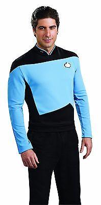 Star Trek Next Generation Halloween Costume (RUBIES STAR TREK Next Generation DELUXE SCIENCE UNIFORM HALLOWEEN COSTUME)