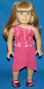 American Girl Doll Just Like Me Blonde