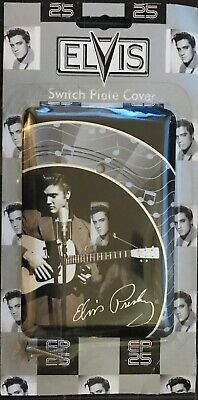 Elvis Presley Electric Switch Plate Cover