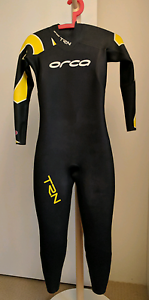Barely used ORCA female swimming wetsuit EXCELLENT condition North Sydney North Sydney Area Preview