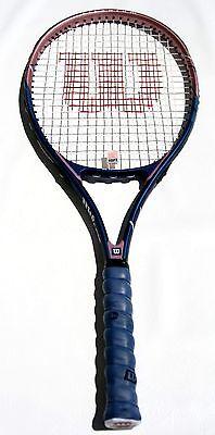 Теннисная ракетка Wilson Titanium Hope Racquet