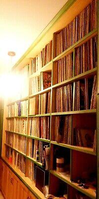 "Vinyl records collection on sale 9001 LP,7 "",12""  Rock Pop Jazz Wave OST Punk..."