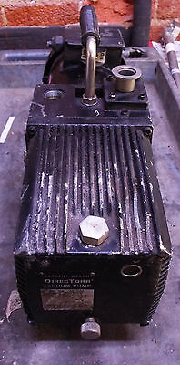 1 Used Sargent-welch 8814a Director Vacuum Pump Make Offer