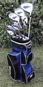 Golf clubs Men's RH Brosnan ( Great for Beginner)