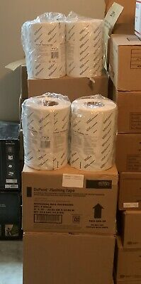 Dupont Flashing Tape 9 X 75 - 1 Roll New For Windows And Doors