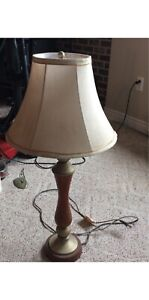 MOVING OUT SALE // Lamp for sale