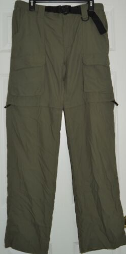 Boy Scouts America BSA Switchbacks Convertible Pants shorts Youth x large XL
