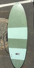 Hypto krypto style sideways 5'11'' shortboard surfboard Bondi Eastern Suburbs Preview