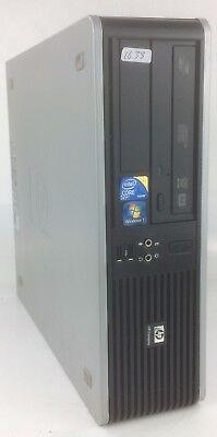 WINDOWS XP 32 Bit HP DC7900 DESKTOP COMPUTER CORE 2 DUO 2.60GHz PC 4GB - 250GB (Hp Desktop-computer Windows Xp)