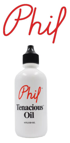 Phil Wood Tenacious Oil Lubricant Lube 4oz forBike Bicycle Mountain Road bearing
