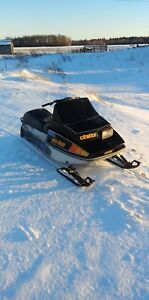 1979 Skidoo Citation 300