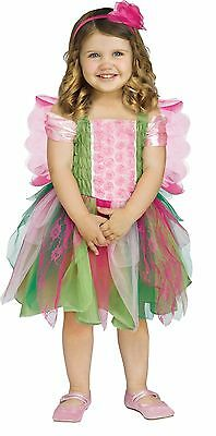 Toddler Flower Fairy Baby Costume