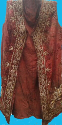 Antique Trukish Handmade Robe 150 years Old