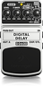 BEHRINGER DIGITAL DELAY DD600 STEREO Echo Guitar Effect Pedal