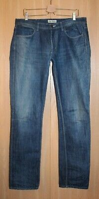 Acne Studios Max Car 100% Cotton Denim Jeans size 36/34