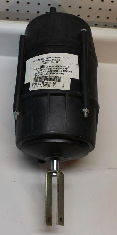 KMC MCP-1160-1111 6-inch stroke Damper Actuator