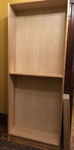 Tall IKEA Billy bookcase / bookshelf