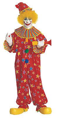 Clown Overall Lustig Komisch Erwachsene Kostüm Grand Öffnungen Kinder Partys