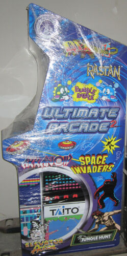 ARCADE LEGENDS ULTIMATE ARCADE by CHICAGO GAMING (Excellent Condition) *RARE*