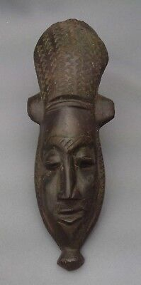 Lovely Mask African Wooden Exotic (2)
