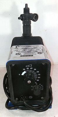 1 Used Garratt-callahan Lb64sa-vtc1-gcc Metering Pump 30 Gpd Ser. A Plus