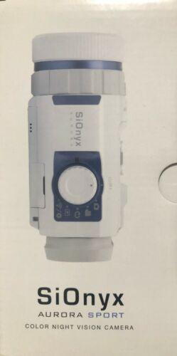 Sionyx CDV200C Profesional Night Vision Camera - White