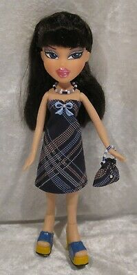 "Made to fit 9½"" BRATZ #15 Dress, Purse & Necklace Set, Handmade Doll Clothes"