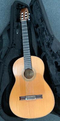 guitare signée du célèbre luthier Antonio Marin Montero, 1971, flamenca bianca