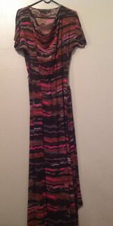 Size 8 Charlie Brown maxi dress Arncliffe Rockdale Area Preview